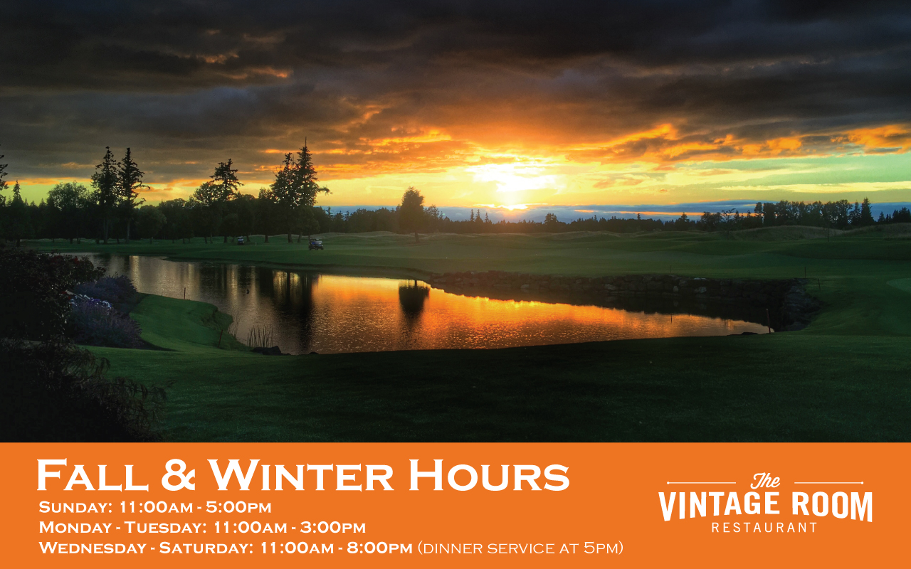 2017 FallWinter Vintage Room Hours